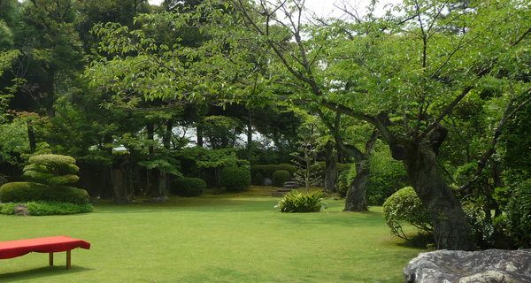 Urakuen Garden and Joan Teahouse