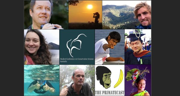 The PrimateCast #32:Conservation Voices - Our Coverage of SCCS Australia