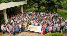 The PrimateCast was at SCCS Bangalore 2014