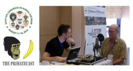 The PrimateCast at IPS2014 in Hanoi, Vietnam